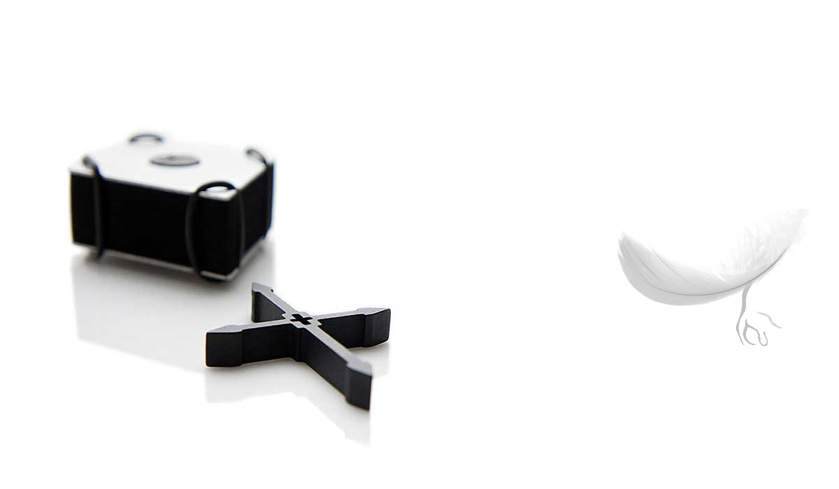 Cross K2 jewelry in black fashion style